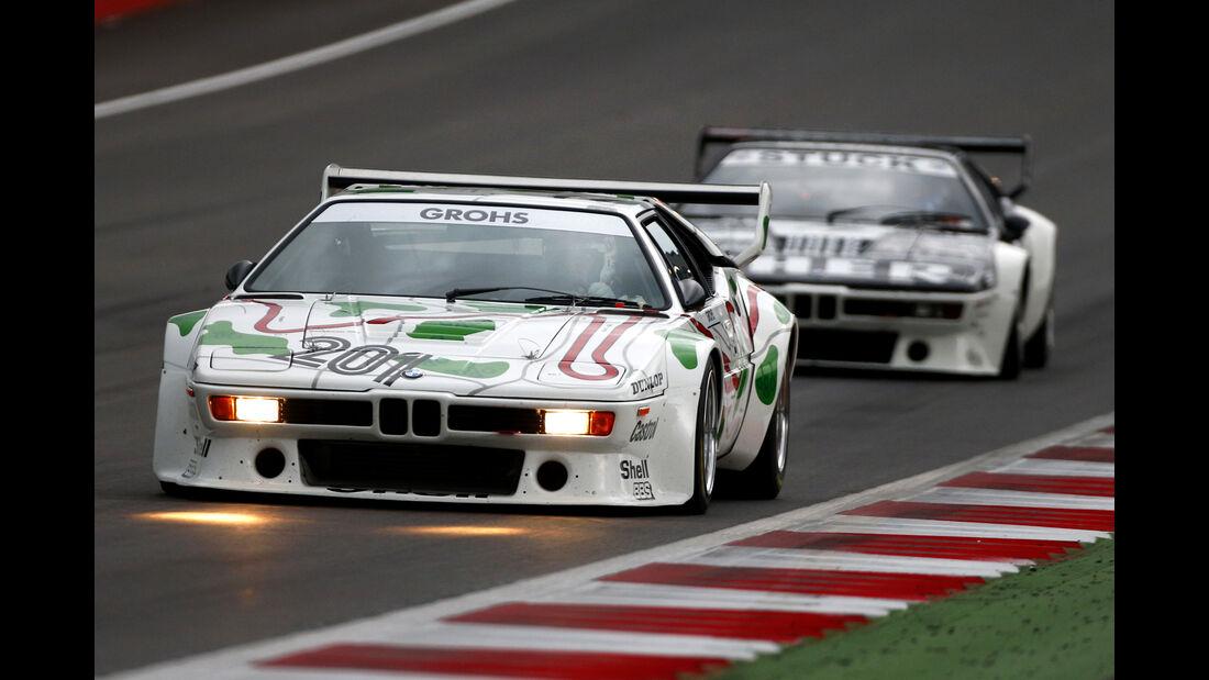 Harald Grohs - BMW M1 Procar - Spielberg - 2016