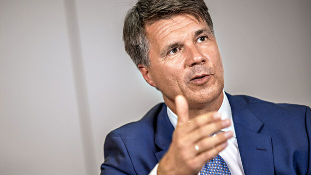 Harald Krüger, BMW-Vorstandsvorsitzender