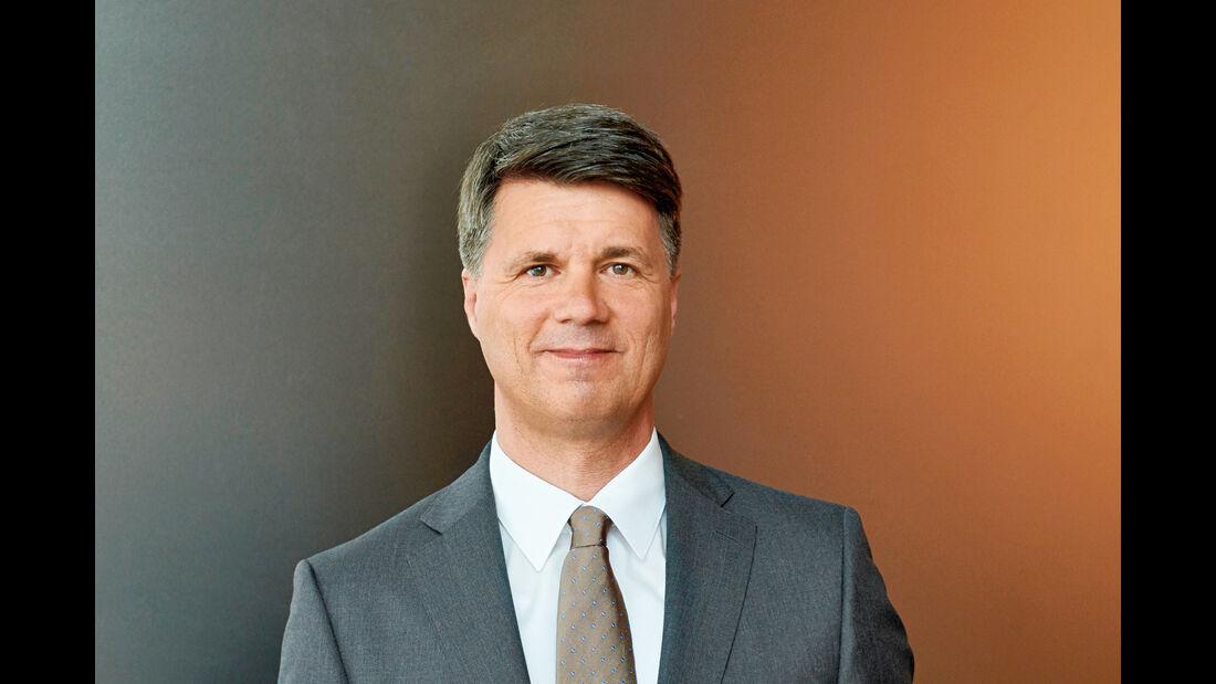 Harald Krüger, Vorstandsvorsitzender BMW AG