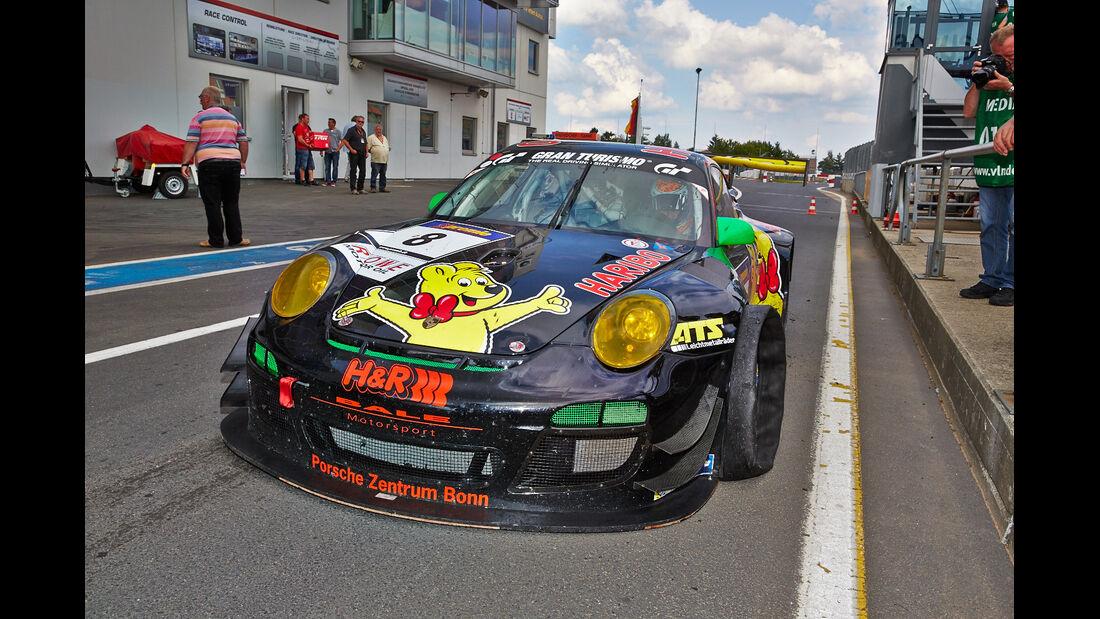 Haribo Porsche - VLN Nürburgring - 6. Lauf - 2. August 2014
