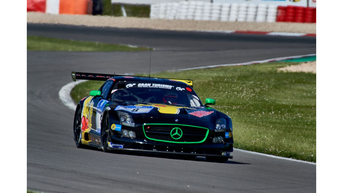 Haribo Racing Team - Mercedes SLS AMG GT3 - #8 - 24h-Rennen Nürburgring 2015 - Top-30-Qualifying