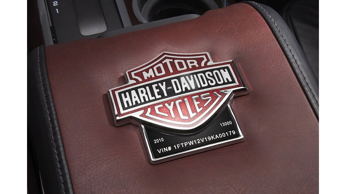 Harley Davidson Ford F150