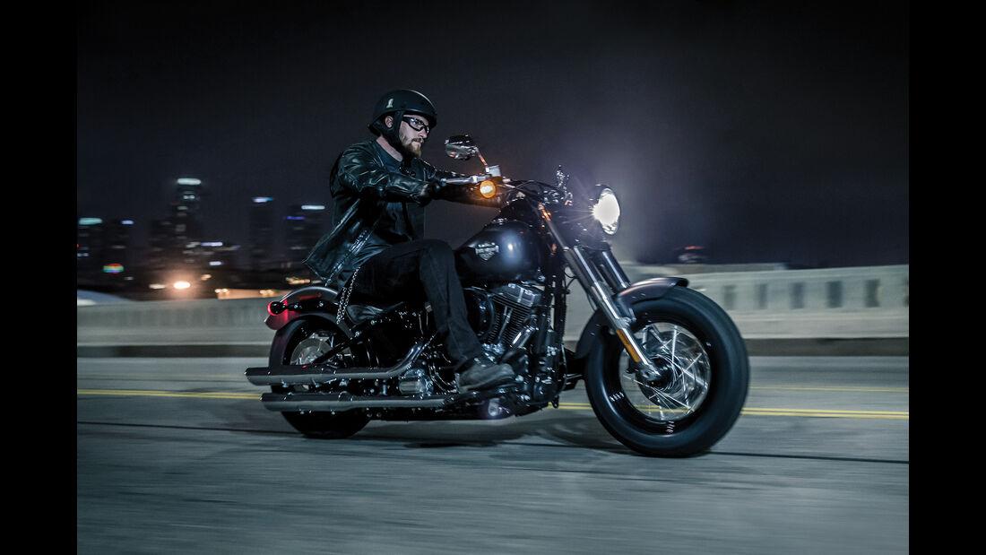 Harley-Davidson Softtail Slim