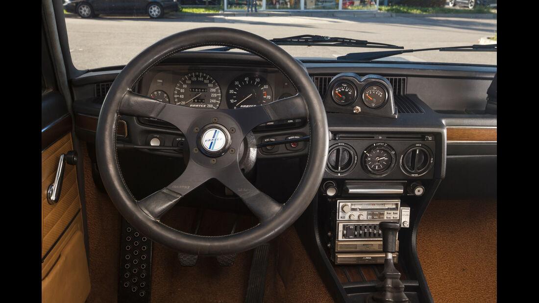 Hartge-BMW 528, Cockpit