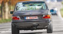 Hartge-BMW 528, Seitenansicht