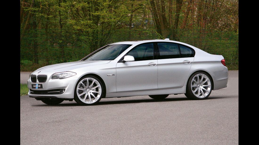 Hartge-BMW F10 550i