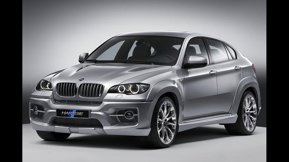 Hartge BMW X6 Front
