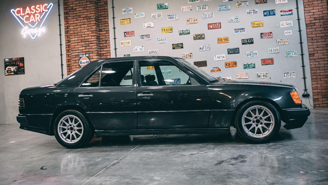 Hartge F1 Mercedes 300 E W124 BMW M88 Motor