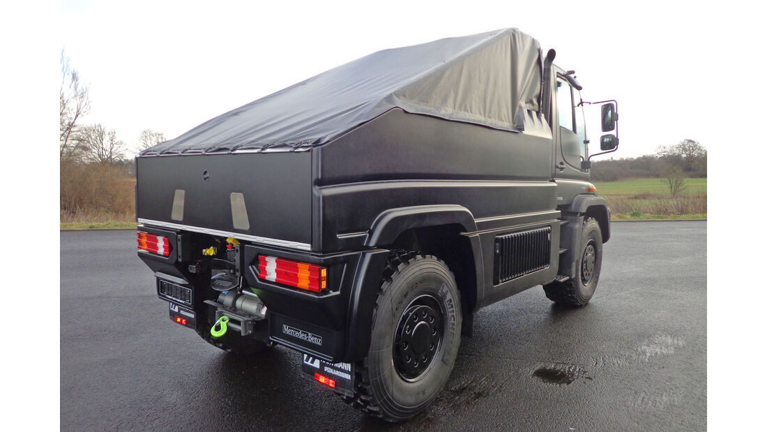 Hartmann Unimog Jagdwagen