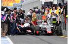 Haryanto & Grosjean - Formel 1 - GP Australien - Melbourne - 19. März 2016