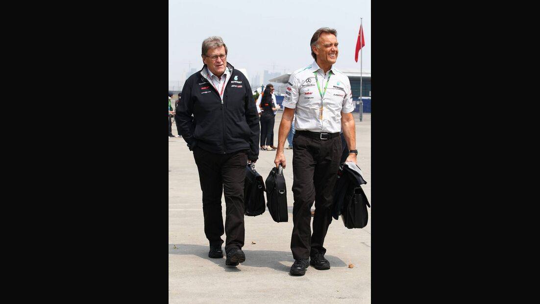 Haug Formel 1 GP China 2011