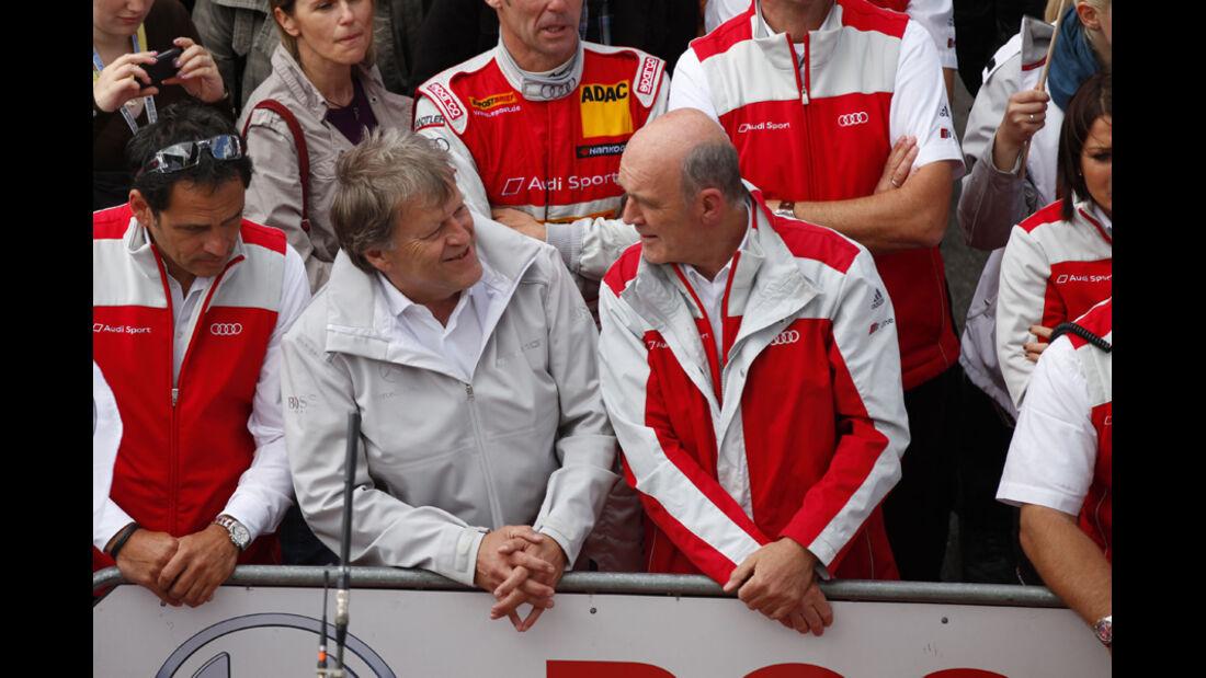 Haug Ullrich DTM Lausitzring 2011