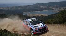 Hayden Paddon - Hyundai - Rallye Sardinien - WRC