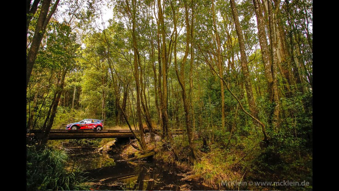 Hayden Paddon - Rallye Australien 2015