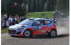 Hayden Paddon - Rallye Finnland 2014 - Tag 3 - WRC - Hyundai i20 WRC