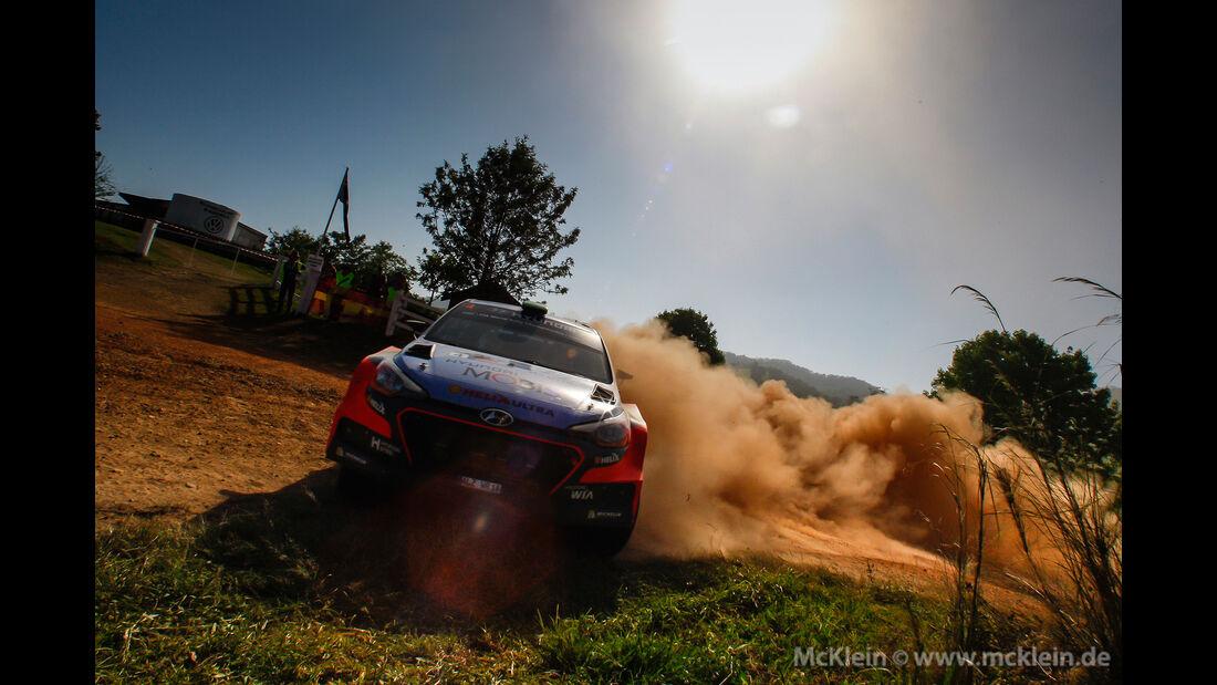 Hayden Paddon - WRC Australien 2016