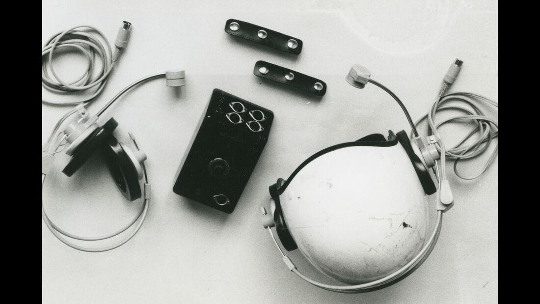 Headset / Gegensprechanlage