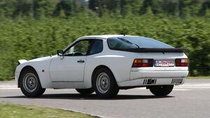 Heck des Porsche 944