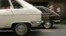 Heckaufnahme von Renault 16