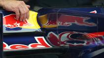 Heckflügel Red Bull