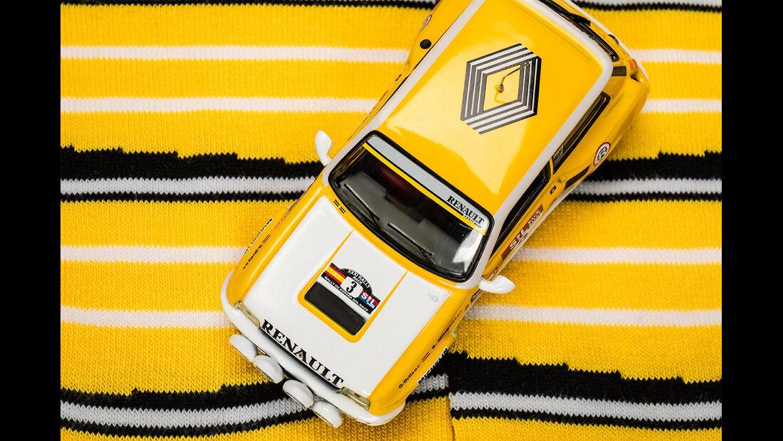 Heel Tread Socks Renault 5 Turbo