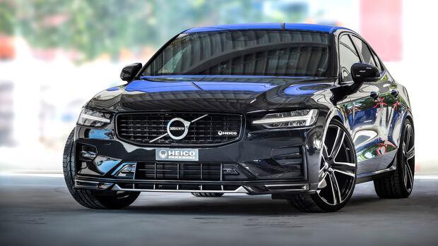 Heico Sportiv Volvo S60 Tuning