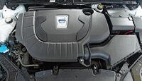 Heico Sportiv-Volvo V40 D3, Motor
