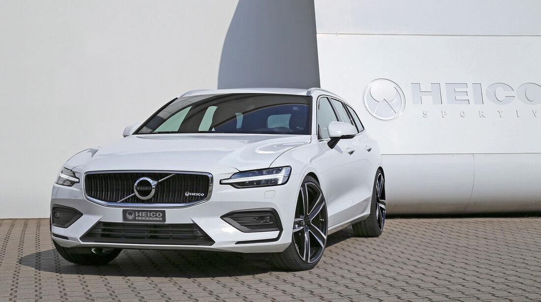 Heico Sportiv-Volvo V60 T6 - Tuning - Limousinen/Kombis - sport auto Award 2019