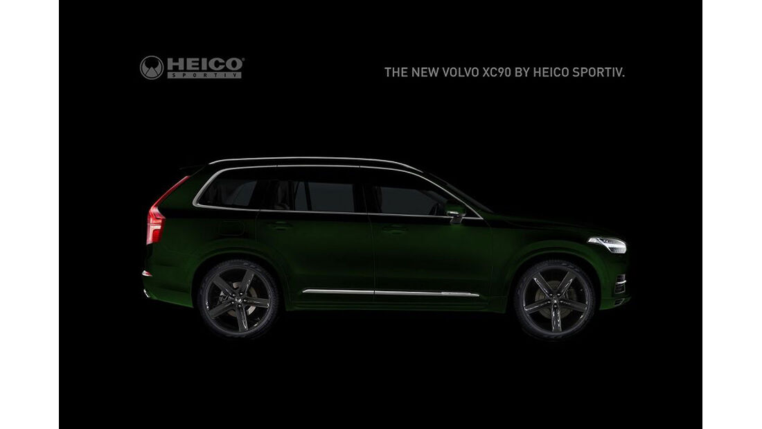 Heico Sportiv Volvo XC90 - Tuning - SUV