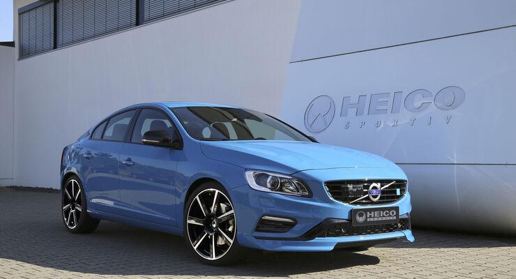 Heico Sportiv tunt Volvo S60 und V60 Polestar