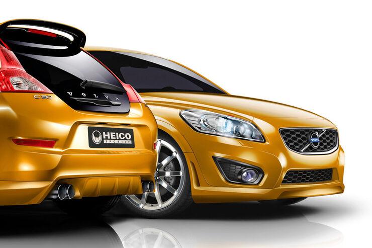 Heico Volvo C30