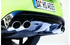 Heico-Volvo V40 T5 HPC, Endrohre