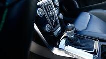 Heico-Volvo V40 T5 HPC, Mittelkonsole