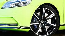 Heico-Volvo V40 T5 HPC, Rad, Felge, Bremse