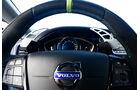 Heico-Volvo V40 T5 HPC, Rundinstrumente
