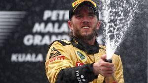 Heidfeld GP Malaysia 2011 Formel 1