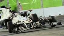 Heidfeld GP Singapur