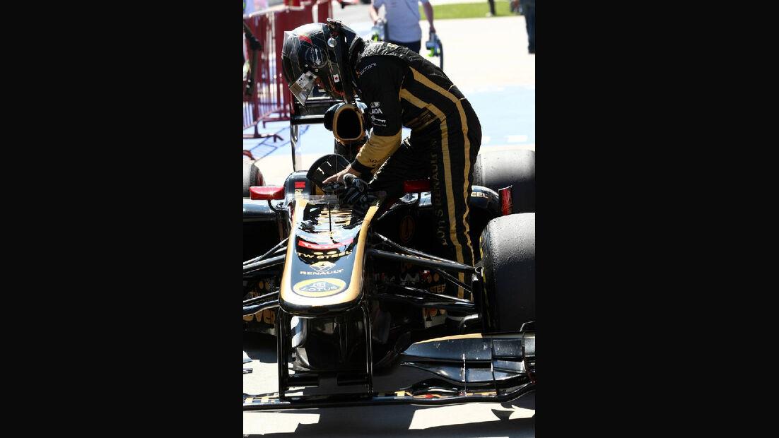 Heidfeld GP Türkei 2011
