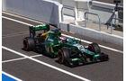 Heikki Kovalainen - Caterham - Formel 1 - GP Japan 2013