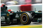 Heikki Kovalainen - Caterham - Formel 1 - GP Kanada - 10. Juni 2012