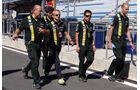 Heikki Kovalainen - Caterham - Formel 1 - GP Korea - 11. Oktober 2012