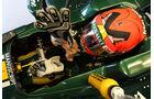 Heikki Kovalainen Caterham GP England 2012