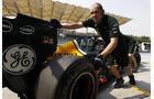 Heikki Kovalainen - Caterham - GP Malaysia 2012