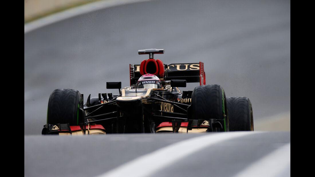 Heikki Kovalainen - Formel 1 - 2013