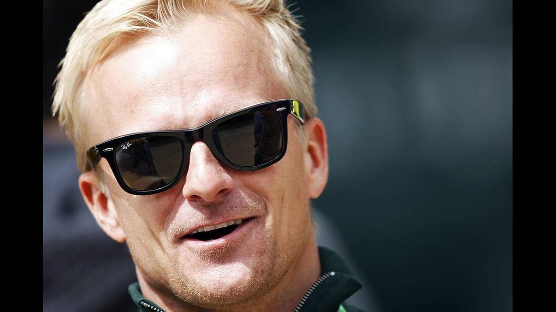 Heikki Kovalainen - Formel 1 - GP England - 29. Juni 2013