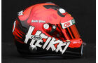 Heikki Kovalainen - Formel 1-Spezialhelme