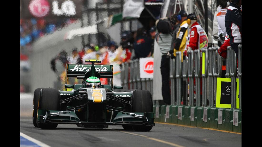 Heikki Kovalainen GP Australien 2011