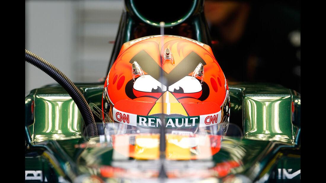 Heikki Kovalainen GP Deutschland 2012