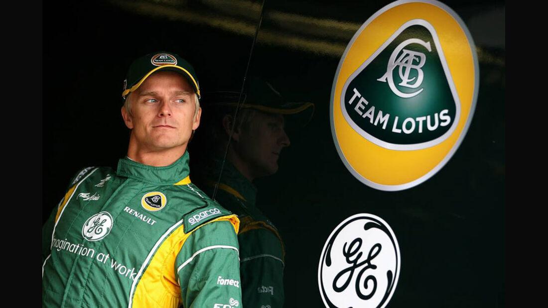 Heikki Kovalainen - GP Deutschland - Nürburgring - 22. Juli 2011