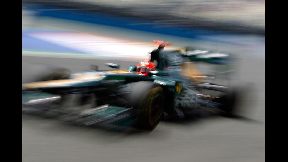 Heikki Kovalainen GP Europa 2012
